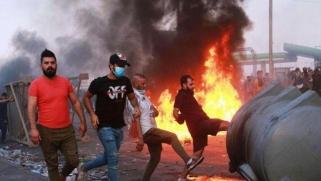 """""""خريف الغضب"""" في بغداد بين تآمر إيران """"وغدر الغرب"""""""