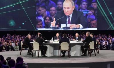 روسيا لاعب مهم في السياسة الدولية.. وهي هنا لتبقى