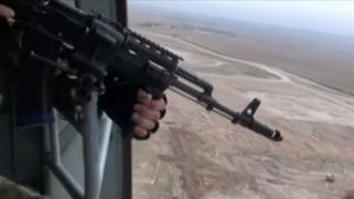 إنزال قوات روسية داخل قاعدة أميركية سابقة بسوريا