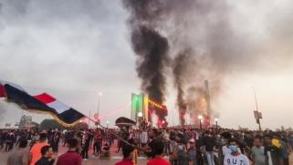 قتل وجرح وخطف وحرق.. هكذا تواجه المظاهرات جنوبي العراق