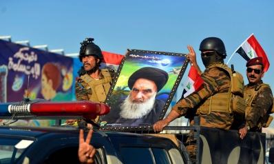 احتجاجات العراق تحرج مرجعية النجف وتدفعها لتحديد موقعها