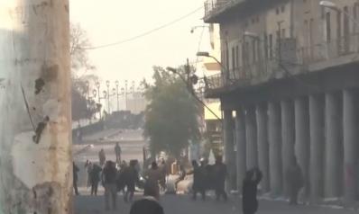 مع تواصل احتجاجات العراق.. حظر للتجوال بالنجف بعد اقتحام القنصلية الإيرانية