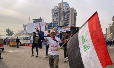 محتجو العراق يحبطون محاولة تشويه حراكهم