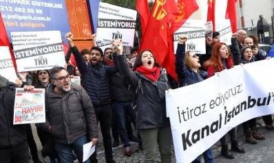 قناة إسطنبول مشروع استعراضي بلا منافع اقتصادية