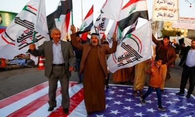 """العراق.. عبد المهدي يكشف محاولته منع الاستهداف الأميركي """"للحشد"""" ويهدد بمراجعة العلاقات"""