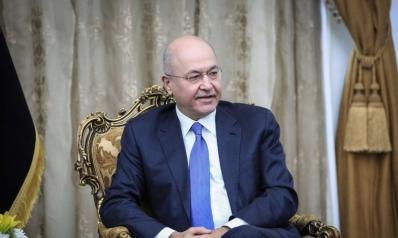 الرئيس العراقي يخيّر الاستقالة على تكليف مرشح مدعوم من إيران