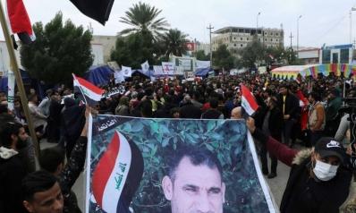 دم الناشطين ضحايا الاغتيالات وقود إضافي لتصعيد الاحتجاجات في العراق