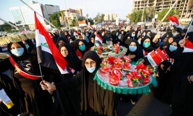 موجة عنف تداهم العراق في غمرة الاحتجاجات الشعبية