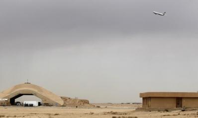 العراق.. مقتل متعاقد أميركي وجرح عسكريين في قصف على قاعدة بكركوك