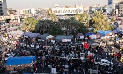 العراق.. ترقب مظاهرات حاشدة في بغداد وسط استنفار أمني