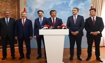 """تركيا: """"المستقبل"""" حزب جديد لداود أوغلو"""