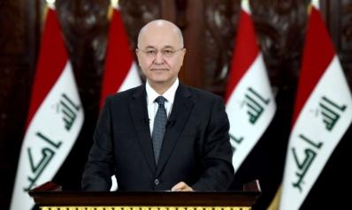 صالح لم يستقل بإقرار من برلمان العراق
