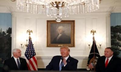 """بوادر انتقال أميركي من سياسة الردع إلى سياسة """"تصعيد الاحتكاك"""" بإيران"""