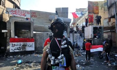 النظام العراقي يلعب ورقة التظاهرات المفتعلة لضرب الحراك الشعبي