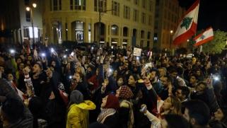 انتكاسة جديدة في جهود تشكيل الحكومة اللبنانية مع استمرار الاحتجاجات