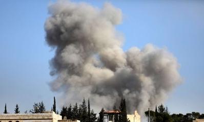 عشرات القتلى في هجوم مسلح على مواقع للنظام بإدلب