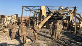 البنتاغون يكشف تفاصيل إصابة جنود أميركيين في العراق جراء هجمات إيران