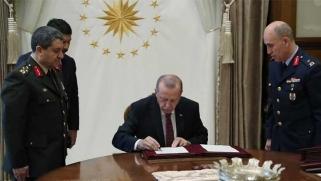 تركيا وانخراطها في الصراع الليبي بعد السوري