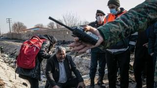 اعتراف إيراني متأخر بإسقاط الطائرة الأوكرانية في محاولة لتخفيف الخسائر