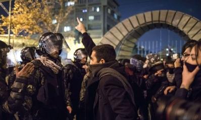 إيران عاجزة عن التخلص من لعنة الطائرة الأوكرانية