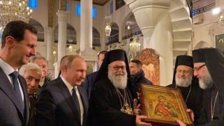 بوتين في دمشق لمنع هجمات انتقامية إيرانية على إسرائيل