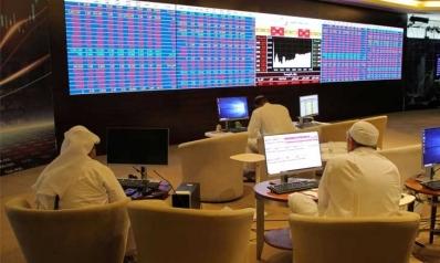 بورصات الخليج الرئيسية تهبط مع تأثر المعنويات العالمية بفيروس الصين