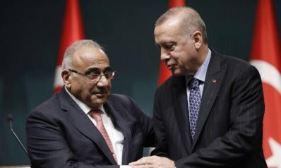 ضعف حكومة بغداد يغري أردوغان بمد نفوذه إلى العراق