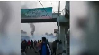 فصل بغداد عن الجنوب.. المحتجون يصعّدون بعد انتهاء مهلتهم
