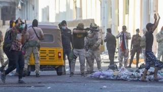 ما هو مصير المنتفضين في المعتقلات العراقية؟