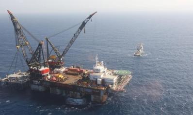 إسرائيل تبدأ ضخ الغاز الطبيعي إلى مصر