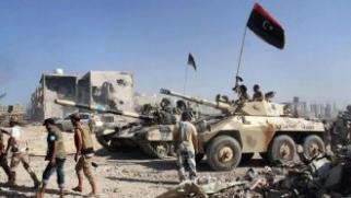 ليبيا والمواجهة المصرية ـ التركية