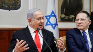 نتنياهو: سنتغلب على إيران كما تغلبنا على القومية العربية