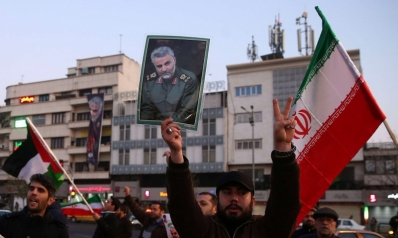 رسالة شفوية من إيران للعراق قبيل استهداف القوات الأميركية
