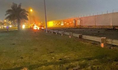 قتلى من الحشد الشعبي في قصف لمطار بغداد