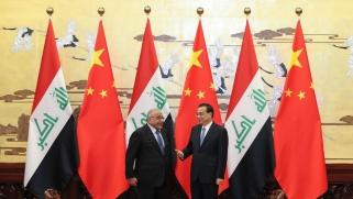 حكومة عبد المهدي تستعجل تنفيذ الاتفاق مع الصين