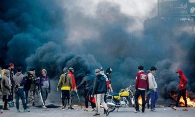 العراق… سلطات عاجزة وأحزاب تماطل وانفجار شعبي وشيك