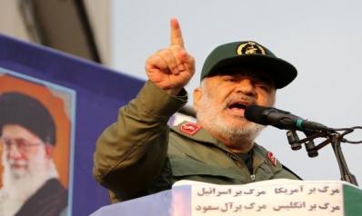 """""""الحرس الثوري"""" الإيراني يهدد باستهداف قادة عسكريين أميركيين… وتجمع ضد ظريف"""