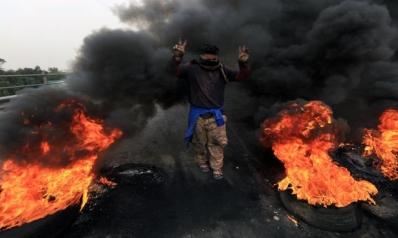 يوم فاصل في الانتفاضة العراقية: نحو عصيان مدني