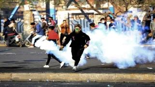 انتفاضة العراق: تصعيد ما بعد نهاية مهلة الشارع