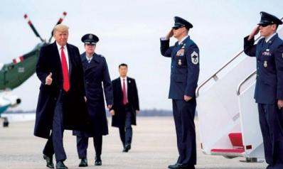«دافوس 2020»… تفاؤل أميركي يقابله قلق دولي