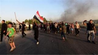 العراق: وعود الانتفاضة الشعبية ونذر الحرب الأهلية