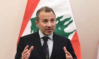 انتقادات حادة تحرج جبران باسيل في منتدى دافوس