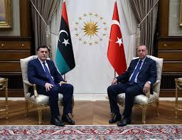 ليبيا في الإدراك الاستراتيجي التركي