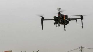 """حوّامة """"كواد كابتر"""".. سلاح إسرائيلي جديد يهدد قطاع غزة"""