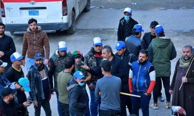 ميليشيات الصدر تقتحم بالقوة ساحات الاعتصام في العراق