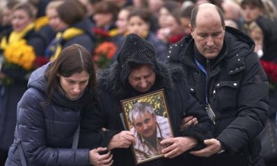 """دعوى قضائية ضد إيران لقيامها بعمل """"ارهابي"""" بإسقاط الطائرة الأوكرانية"""