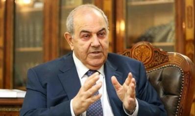 إياد علاوي: إيران لن تستطيع تحقيق أحلامها التوسعية بالمنطقة العربية
