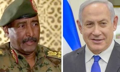 لقاء نتنياهو البرهان: طعنة في ظهر الشعبين الفلسطيني والسوداني