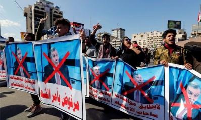 الحكومة العراقية أمام رفض ساحات الاحتجاج