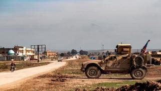 مواجهة جديدة بين الدوريات الأميركية والروسية شمالي شرق سورية